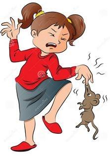 sueño con una rata que me muerde los dedos